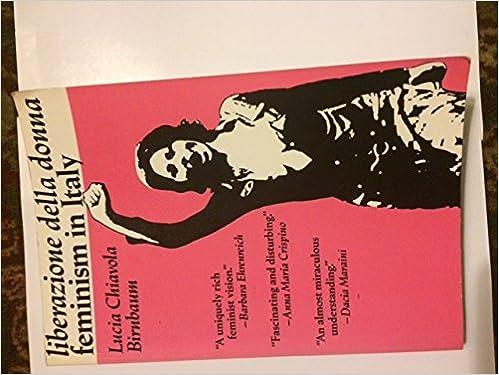 liberazione della donna: feminism in Italy