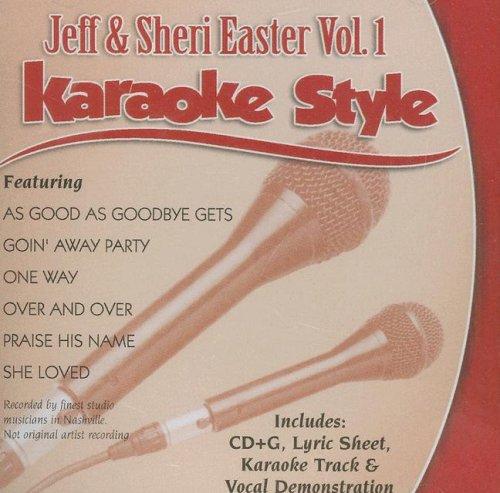 Jeff & Sheri Easter, Volume 1: Karaoke Style [With Lyric ()