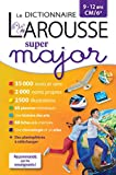 img - for Le dictionnaire Larousse Super major 9/12 ans CM/6e (French Edition) book / textbook / text book