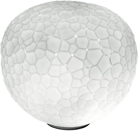 Artemide Meteorite 35 Lampada Da Tavolo Bianco Amazon It Illuminazione