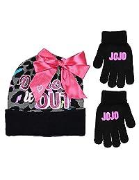 Nickelodeon JoJo Siwa Dance It Out Winter Hat and Glove Set [4015]