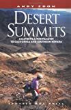 Search : Desert Summits: A Climbing & Hiking Guide to California and Southern Nevada (Hiking & Biking)