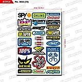 Kungfu Graphics YAMAHA Sponsor Logo Racing