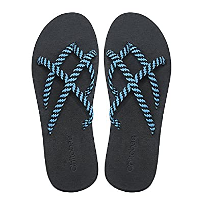 Chitobae Flip-Flops Beach Strap Sandal For Women