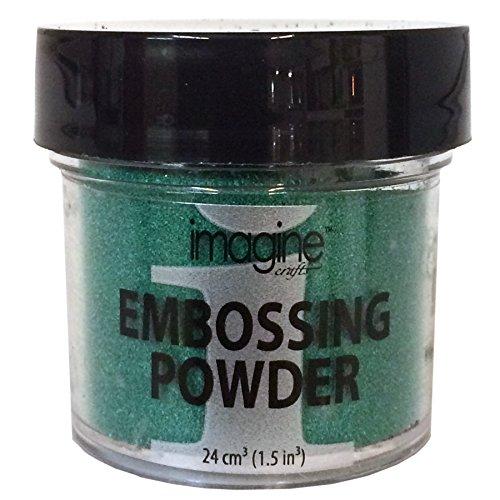 - Tsukineko 1-Ounce Embossing Powder, Candy Green