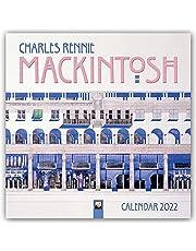 Charles Rennie Mackintosh Wall Calendar 2022 (Art Calendar)