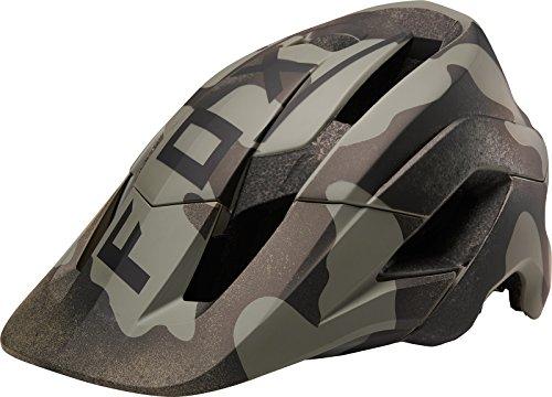 - Fox Racing Metah Mountain Bike Helmet Green Camo, XS/S