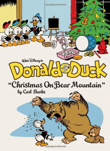 "Image of Walt Disney's Donald Duck: ""Christmas On Bear Mountain"" (The Complete Carl Barks Disney Library Vol. 5) (Vol. 5)  (The Complete Carl Barks Disney Library)"