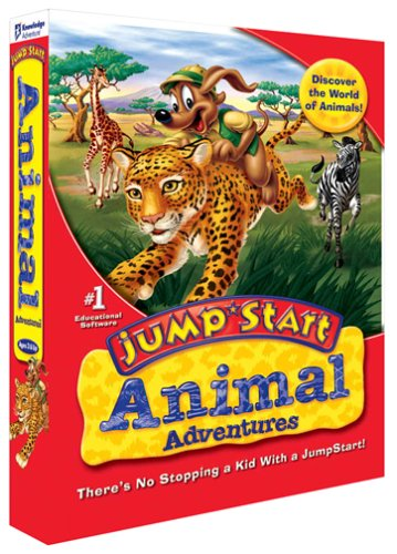 JumpStart Animal Adventures by Knowledge Adventure