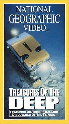 National Geographic's Treasures of the Deep [VHS]