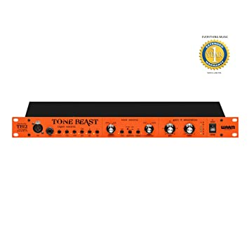 Warm Audio TB12 tono bestia preamplificador de micrófono