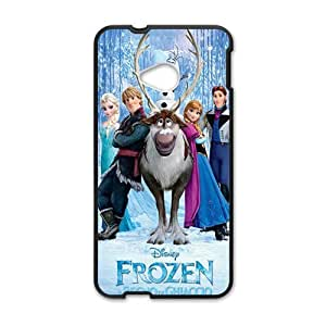 DAZHAHUI Frozen fashion Cell Phone Case for HTC One M7 by icecream design