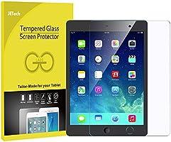 JETech Screen Protector for the new Apple iPad (9.7-Inch, 2018/2017 Model), iPad Air, iPad Air 2, iPad Pro 9.7, Tempered Glass Film