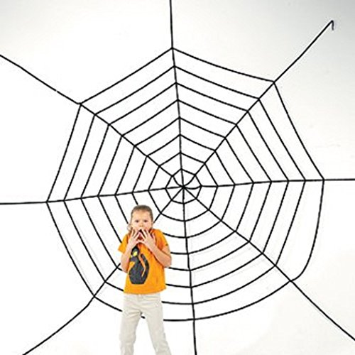 JUMBO 11FT HALLOWEEN CREEPY SPIDER