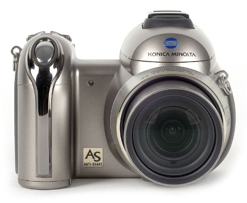 Konica Minolta Dimage Z6 6MP Digital Camera with 12x Anti-Shake Zoom (Camera Dimage Minolta)