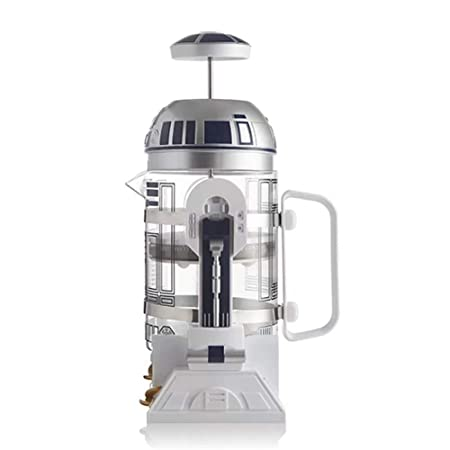 Robot de aislamiento Cafetera Presión Manual de mini Cafetera ...
