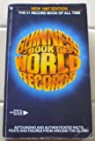 Guinness Book of World Records 1987, Norris McWhirter, 0553264087