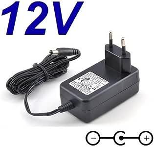 Cargador Corriente 12V Reemplazo Televisor TV ALIOS S12V5A L221090360514 Recambio Replacement: Amazon.es: Electrónica