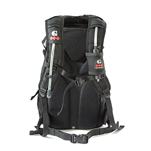 Geigerrig RIG 1200 (Black) Hydration Pack