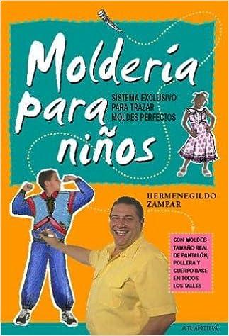 Molderia Para Niños: HERMENEGILDO ZAMPAR, ATLANTIDA: 9789500827669: Amazon.com: Books