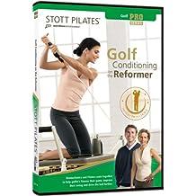 STOTT PILATES: Golf Conditioning on the Reformer (English/Spanish)