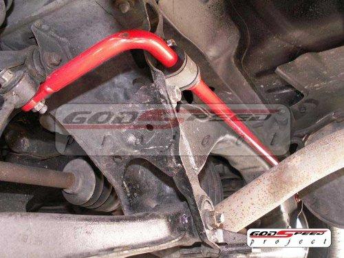 Sway Bars Miata (Godspeed 840028120645; Mazda Miata 90-97 Rear Sway Bar)