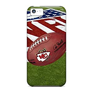 NadaAlarjane Awesome Case Cover Compatible With Iphone 5c - Kansas City Chiefs