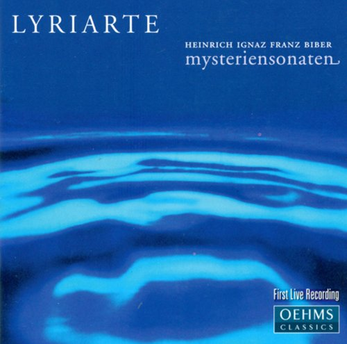- Biber, H.I.F. Von: Mystery (Rosary) Sonatas