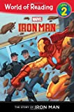 The Story of Iron Man (Level 2) (World of Reading Marvel - Level 2)