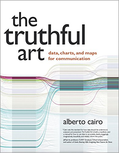Pdf Technology The Truthful Art: Data, Charts, and Maps for Communication