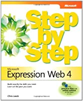 Microsoft Expression Web 4 Step by Step Front Cover