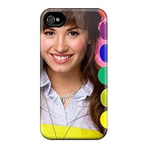 Durable Protector Case Cover With Demi Lovato 3 Hot Design For Iphone 5c