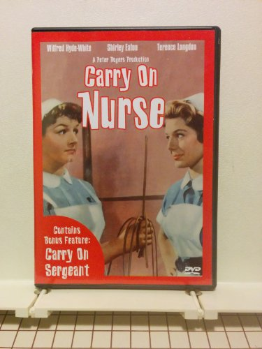 Carry on Nurse/Carry on Sergeant by Anchor Bay Entertain