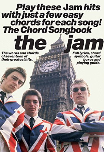The Jam Chord Songbook (Chord Songbooks)