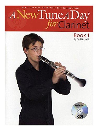 A New Tune A Day: Clarinet - Book 1 (CD Edition). Für Klarinette