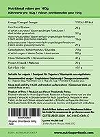 SEMILLAS DE CHÍA ORGÁNICA - Proteínas veganas crudas - aumenta los niveles de energía - mejora el rendimiento físico y ayuda a la digestión - 500g