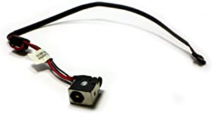 Acer Aspire One AOD250-1738, Acer Aspire One AOD250-1742, Acer Aspire One AOD250-1762, Acer Aspire One AOD250-1838, Acer Aspire One AOD250-1842 Compatible Laptop DC Jack Socket with Cable