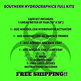 Hydrographics Film Hydro Dip Film Hydrographic Film Water Transfer Printing - Hydro Dipping Hydro Dip Kit Marble Dip Kit