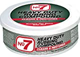 No7 Heavy Duty Rubbing Compound, 10 fl oz