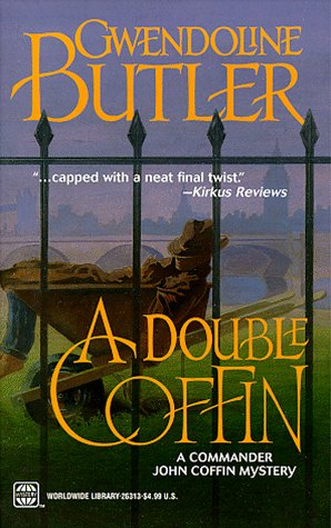 book cover of A Double Coffin