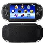Decalrus – PlayStation Vita BLACK Texture Snake pattern skin skins decal for case cover wrap SNAKEvitaBlack, Best Gadgets