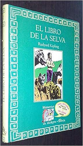 Impuro chupar laberinto  El Libro de la Selva: Kipling, Rudyard: 9788437222301: Amazon.com: Books