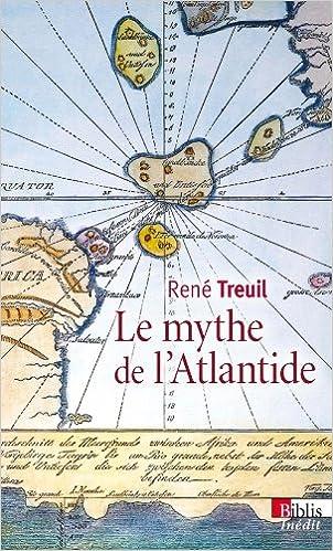 Lire Le mythe de l'Atlantide pdf, epub ebook