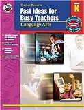 Fast Ideas for Busy Teachers, Lisa Marty, 076822800X