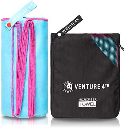 VENTURE 4TH Microfiber Travel Towel