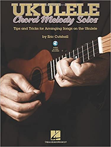 Amazon.com: Ukulele Chord Melody Solos - A Method & Songbook For ...