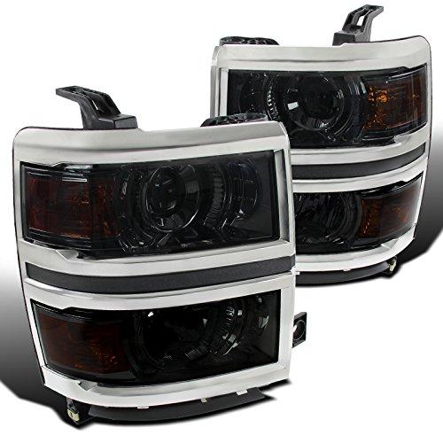 Spec D Tuning 2LHP SIV14G SY Silverado Headlights