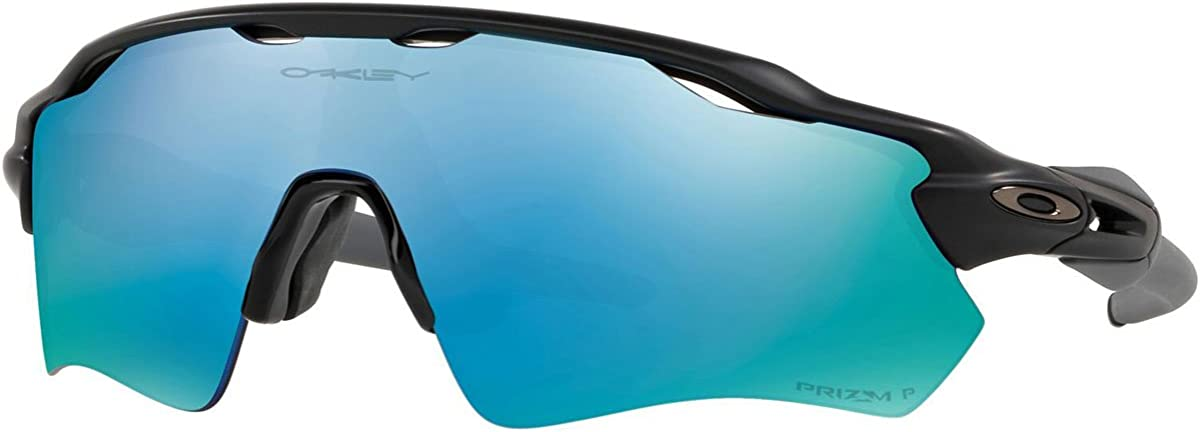 Oakley Men s Radar OO9211-07 Shield Sunglasses