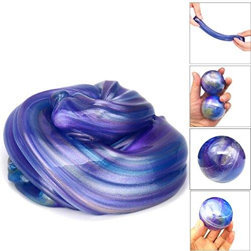 Slime, DIY Colorful Slime Egg Clay Toy by Coerni (B)