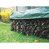 Bâche de protection spéciale bois 240gr/m² 2m x 8m